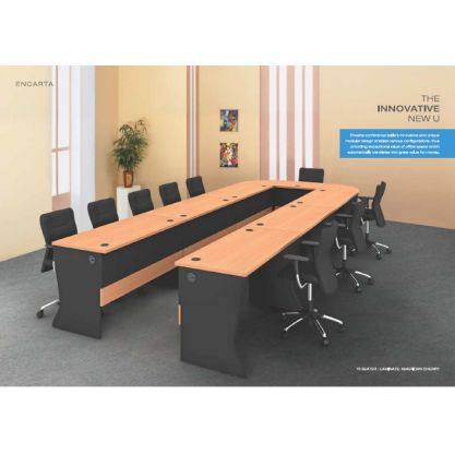 GeM Product Description - 12 seater conference table
