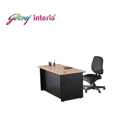 Godrej Executive Table Finesse 5630 With One Movable Drawer