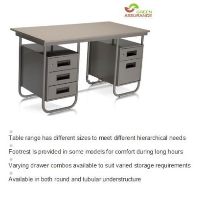 Godrej Steel Table T 9 (godrej Steel Table T 9)(godrej Steel Table T 9)